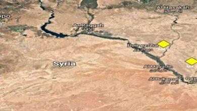 Photo of هزتان أرضيتان سجلتا في مدينتي دير الزور و الميادين