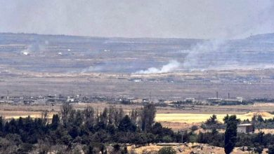 Photo of المضادات السورية تدمر هدفاً إسرائيلياً في الجولان المحتل