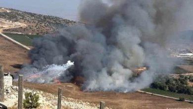 Photo of الاحتلال الاسرئيلي يعلن عن حدث أمني بارز على الحدود الإسرائيلية اللبنانية