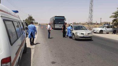 Photo of إعادة تفعيل نقطة الفحص الطبي على مدخل محافظة السويداء