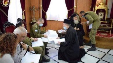 "Photo of بيان حراك ""الحقيقة الأرثوذكسيّة"" حول مشروع المغطس"