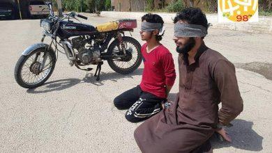 Photo of القبض على إرهابيين اثنين حاولوا التسلل من جهة التنف