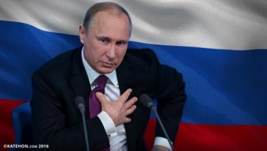 Photo of لأول مرة بوتين يرد على منتقديه ومعارضيه
