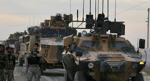 Photo of إنزال عسكري تركي على الأراضي العراقية