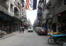 Photo of إطلاق رصاص ورمي قنابل.. جنوب دمشق