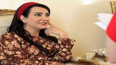 "Photo of الفنانة السورية ""أمل عرفة"" تصاب بفيروس كورونا"