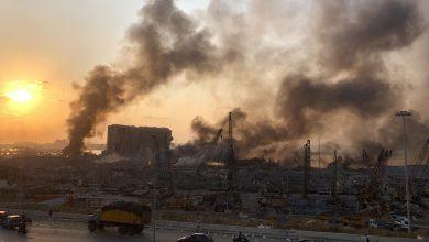 Photo of أكثر من 63 شهيد وآلاف جرحى في تفجير مرفأ بيروت
