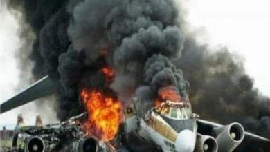 Photo of تحطّم طائرة ركاب قادمة من دبي لدى هبوطها في الهند