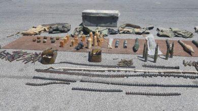 Photo of ضبط أسلحة متنوعة بريف دمشق