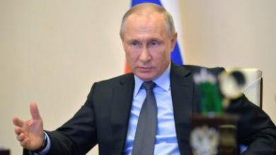 Photo of بوتين يعلن عن تسجيل أول لقاح ضد فيروس كورونا في روسيا