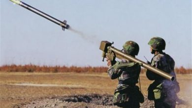 "Photo of نظام الدفاع الجوي ""فيربا"" الروسي يسقط طائرة مسيرة في سوريا"