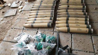 Photo of صاروخان على قاعدة التاجي الأمريكية في العراق