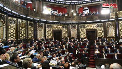 Photo of بـ «اليمن الدستورية».. أول اجتماع للأعضاء الجدد في البرلمان السوري