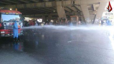 Photo of Damascus launches sterilization campaign