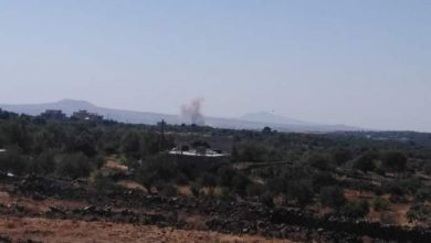 Photo of سماع صوت انفجارات متتالية جنوب شرقي حضر