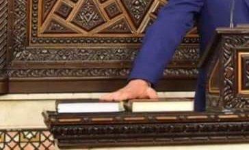 Photo of تداول صورة لنائب مجلس الشعب عارف الطويل و الأخير يرد