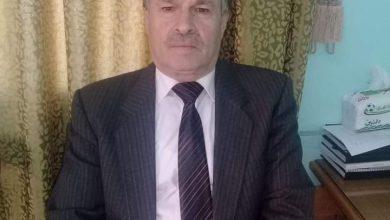 Photo of القاضي سامي الشريطي في ذمة الله