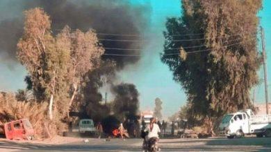 Photo of هجوم صاروخي على قاعدة للاحتلال الأميركي بريف دير الزور