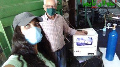Photo of المخترع أجود شجاع يبتكر جهاز تنفس صناعي يعمل بواسطة الأمبو