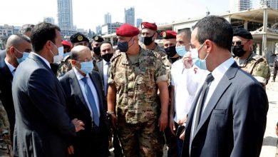 """Photo of لبنان.. الرئاسة أبلغت """"الدفاع"""" بوجود نترات الأمونيوم في المرفأ"""