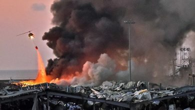 Photo of خبير بريطاني يفجر مفاجأة حرل تفجير «مرفأ بيروت»