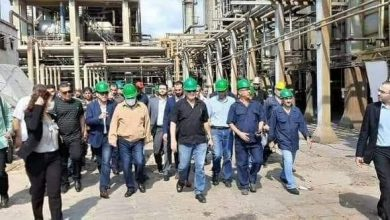 Photo of Prime Minister inspects the ongoing comprehensive overhaul of the Baniyas Refinery