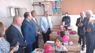 Photo of Education Minister toured number of schools