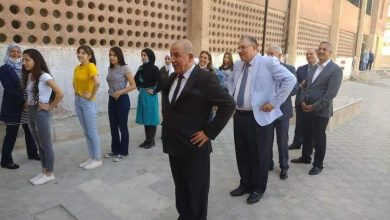 "Photo of جولة ""وزير التربية"" للمدارس ضاحية الأسد"