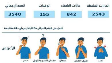 Photo of Coronavirus infection toll decreased to nearly half in Syria