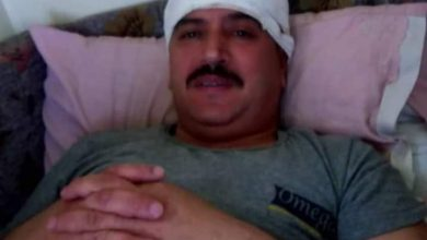 Photo of عامل الكهرباء حسن الطويل بخير بعد تعرضه لصعق كهربائي في شهبا