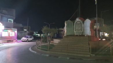 """Photo of بداية الإغلاق الليلي و إلتزام كبير من السكان في """" بقعاثا المحتلة"""""""