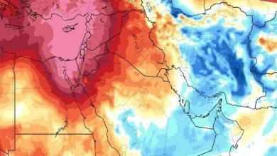 Photo of موجة حر شديد لـ ثلاثة أيام قادمة ..