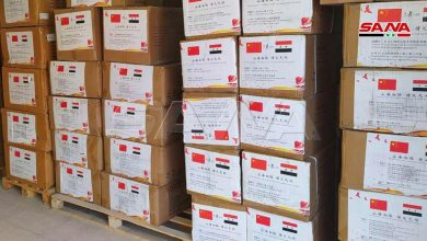 Photo of Health Ministry receives a new patch of Chinese medical aid to confront Coronavirus