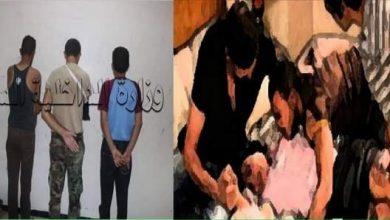 Photo of في دف الشوك.. شاب يقتل فتاة بحجة أنها مخمورة ثم يتناوب مع صديقيه على اغتصابها وهي ميتة