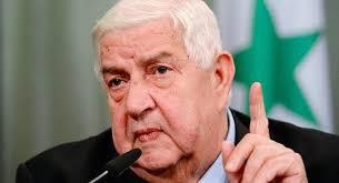 Photo of المعلم: سوريا لن تدخر جهدا لإنهاء الاحتلال التركي والأمريكي لأراضيها