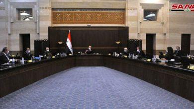 Photo of قرارات وتوصيات حكومية بالجلسة الأسبوعية