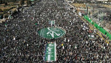 Photo of الجالية السورية تحيّ ذكرى المولد النبوي في اليمن