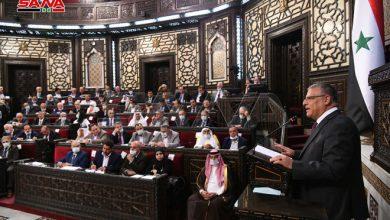 Photo of مجلس الشعب يناقش أداء وزارة الزراعة وتعويض المتضررين من الحرائق