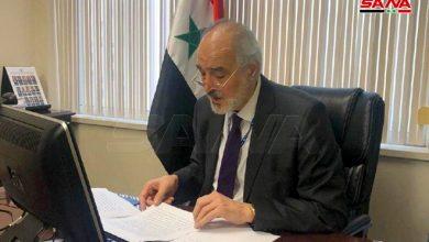 Photo of الجعفري: الغرب يفبرك الأكاذيب بشأن ملف الكيميائي في سوريا ويجب إغلاق هذا الملف نهائياً