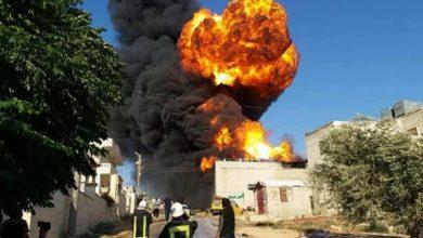 Photo of اختناق عناصر لجبهة النصرة بغاز الكلور بريف ادلب