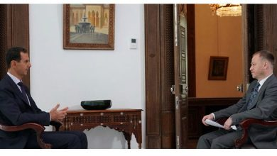 Photo of النص الكامل لمقابلة «الرئيس الأسد» مع وكالة سيغودنيا الروسية