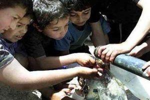 Photo of بسبب «تلوث المياه» .. فرق طبية الي معضمية الشام
