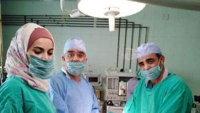 Photo of تعرضت لإصابة خطرة بطلق ناري و الفريق الطبي في المشفى الوطني بالسويداء ينقذها