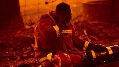 Photo of إخماد عدد من الحرائق في ريف حمص الغربي