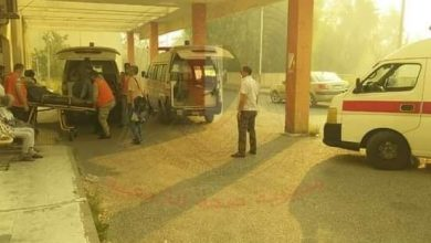 Photo of إخلاء مشفى القرداحة باقتراب النيران منه و الحرائق ما زالت مستمرة في اللاذقية