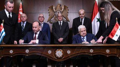 Photo of إعفاء السوريين من «الفيزا» لدولة أبخازيا