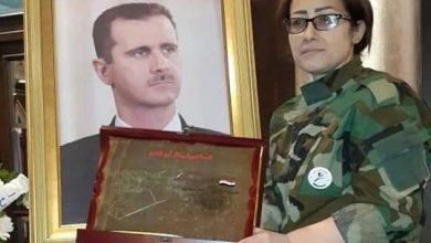 "Photo of الدكتورة "" منال أبو خير"" في ذمة الله"
