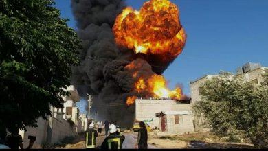 Photo of مقتل 15 قيادياً من إرهابيي النصرة قرب الحدود السورية التركية