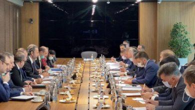 Photo of «مباحثات موسكو» .. لتخفيف الآثار السلبية على الحصار الاقتصادي بسوريا