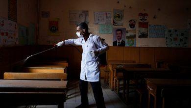 Photo of 7 إصابات جديدة بكورونا في مدارس طرطوس